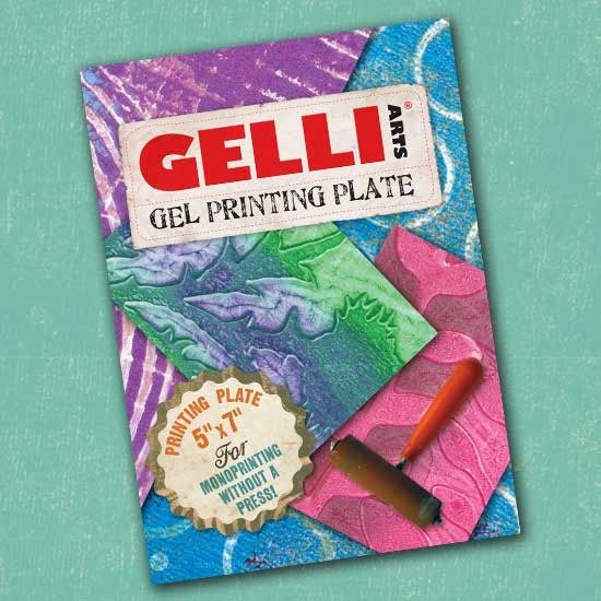 Gelli Plate 5 x 7 inch Gel Printing Plate