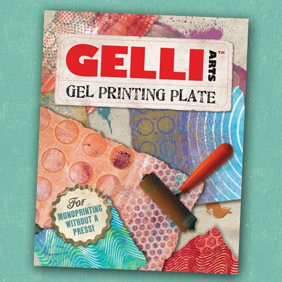 Gelli Plate 8 x 10 inch Gel Printing Plate