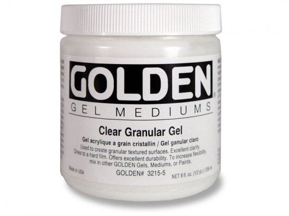 Clear Granular Gel - gel met kristalkorrels - pot 236ml