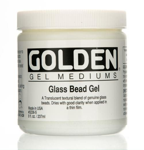 Glass Bead Gel - gel met kogeltjes - pot 236ml