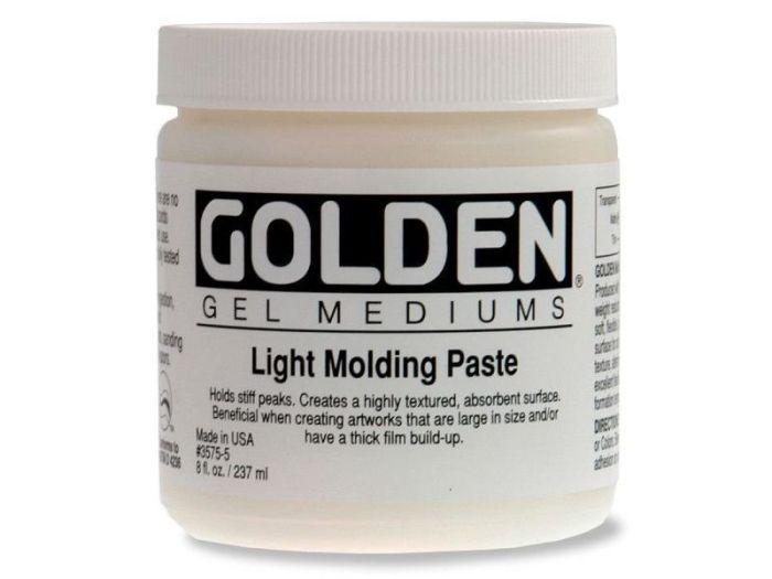 Light Molding Paste - extra lichte opake pasta - pot 236ml