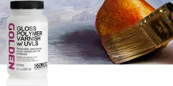 Polymeer vernis - glanzend - flacon 236ml