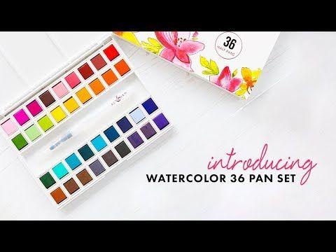 Altenew Watercolor 36 Pan Set