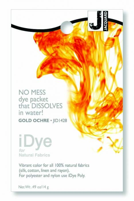 iDye Directy 14gr Gold Ochre