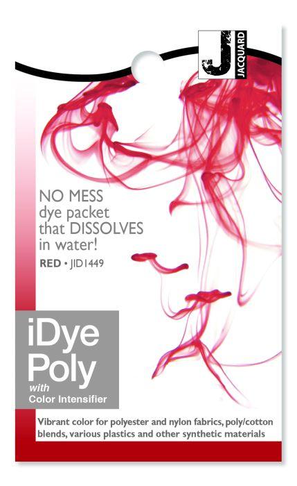 iDye Poly 14gr Red