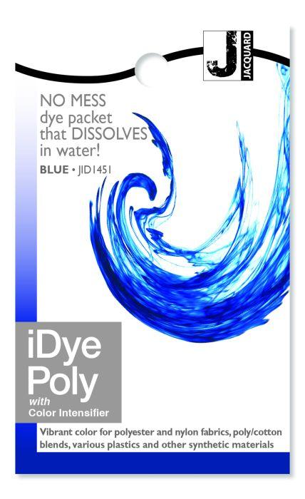 iDye Poly 14gr Blue
