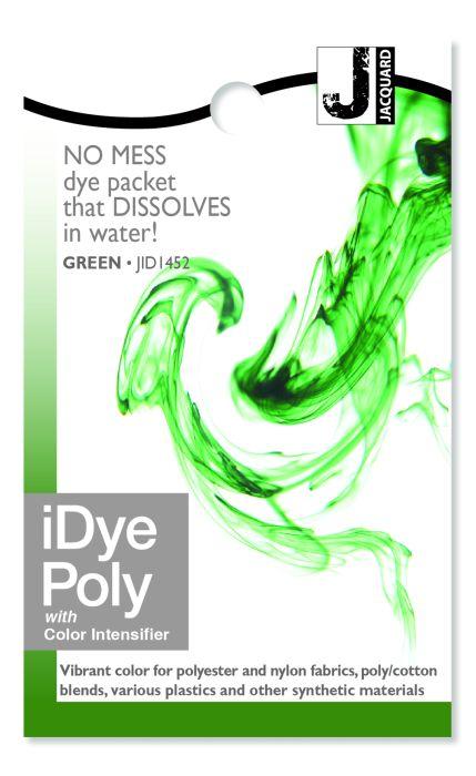 iDye Poly 14gr Green
