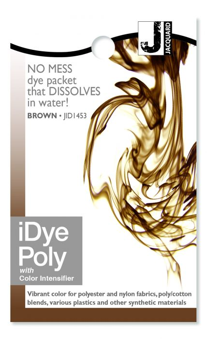 iDye Poly 14gr Brown