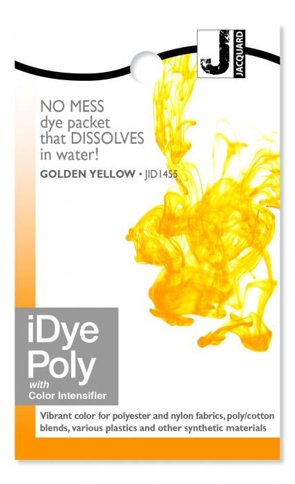 iDye Poly 14gr Golden Yellow