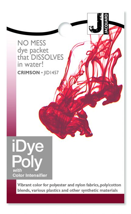iDye Poly 14gr Crimson