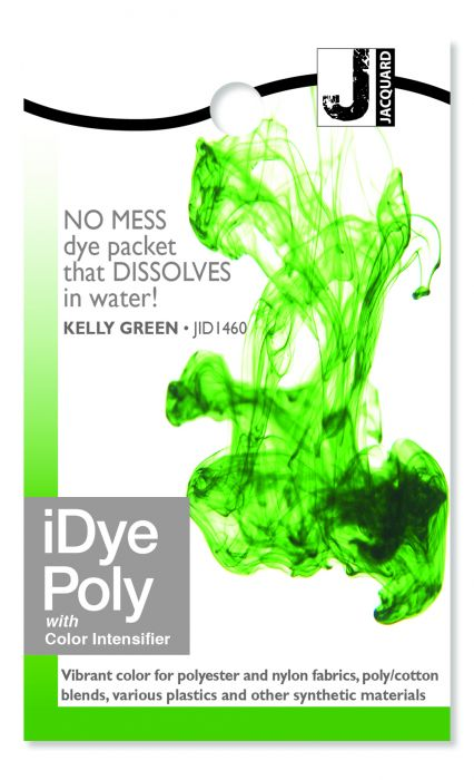 iDye Poly 14gr Kelly Green