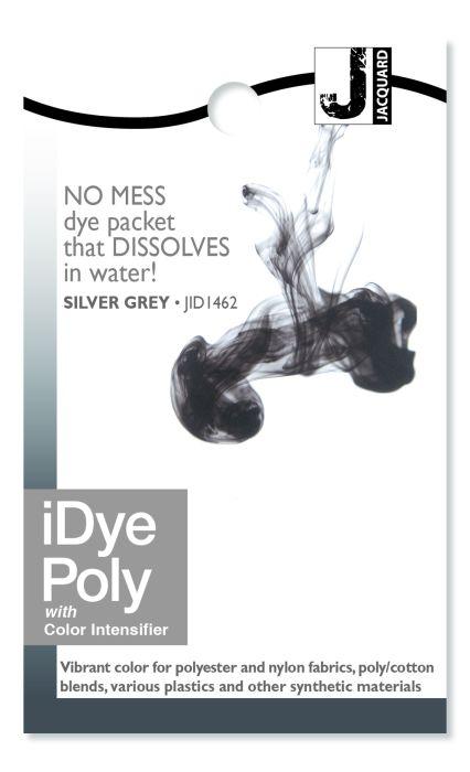 iDye Poly 14gr Silver Grey