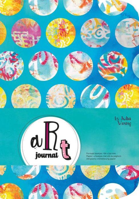 Julia Woning Art Journal