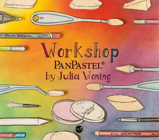 Boek Workshop PanPastel by Julia Woning