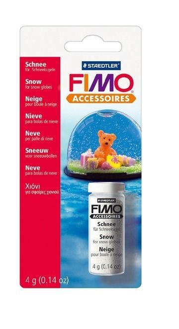 Fimo Sneeuwbolsneeuw 4GR 8613 BK
