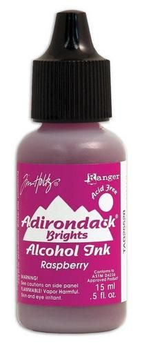 Ranger Alcohol Ink bright raspberry