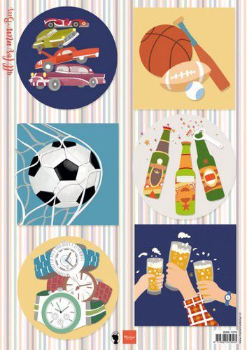 Marianne D Knipvellen All for men - Bier A4