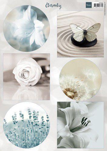 Marianne Design Knipvellen Eternity A4