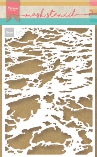 Marianne Design Stencil Tiny's oceaan 149x149 mm