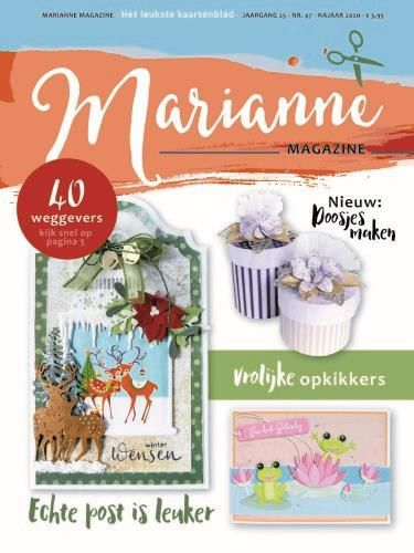Marianne D Magazine Marianne nr 47
