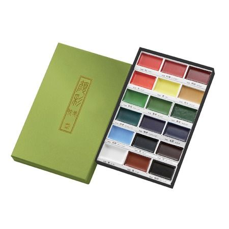 Gansai Tambi - 18 kleuren
