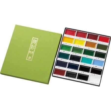 Gansai Tambi - 24 kleuren