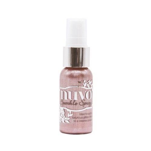Nuvo Sparkle Spray - Blush Burst