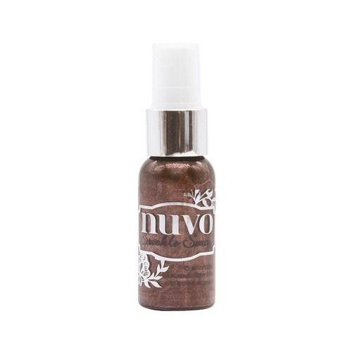 Nuvo Sparkle Spray - Cocoa Powder
