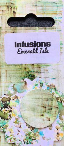 PaperArtsy Infusions Dye CS01 - Emerald Isle