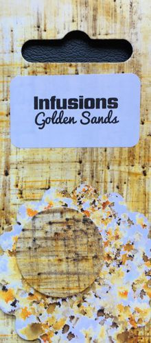 PaperArtsy Infusions Dye CS05 - Golden Sands