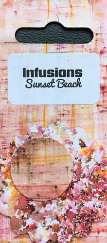 PaperArtsy Infusions Dye CS07 - Sunset Beach