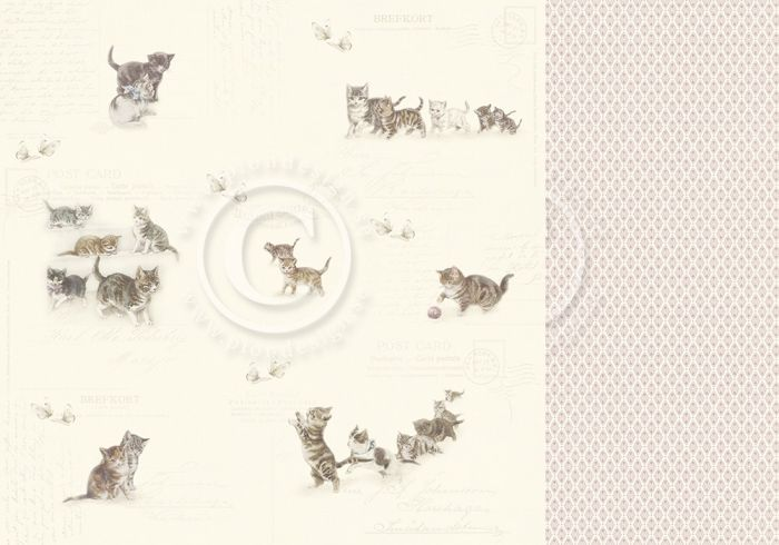 Pion Design Our Furry Friends - Leaving pawprints