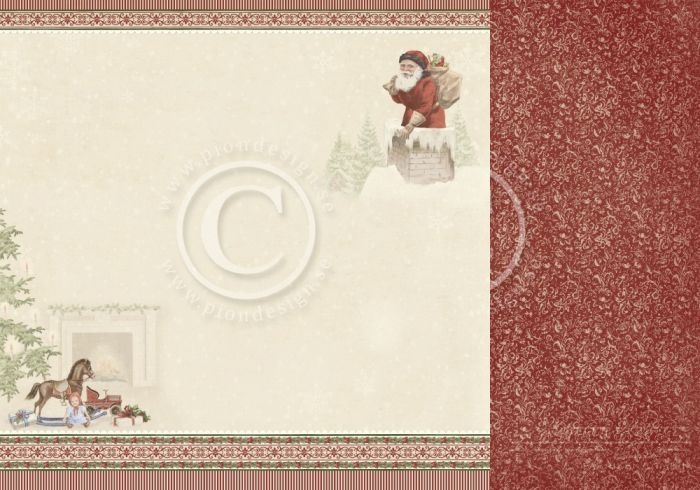 Pion Design - A Christmas to Remember Santa has come