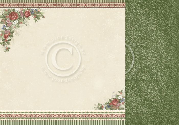 Pion Design - A Christmas to Remember Christmas florals