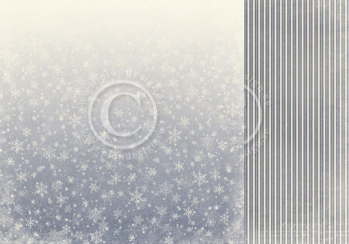 Pion Design - A Christmas to Remember Ice crystals