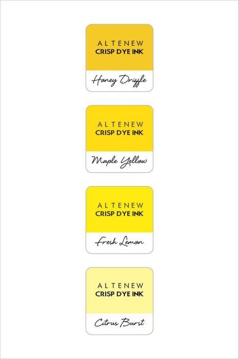 Altenew Pocketful of Sunshine Mini Cube Set