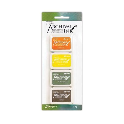 Wendy Vecchi Archival Mini Ink Kit 5