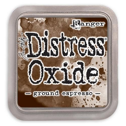 Tim Holtz Distress Oxide Ground Espresso