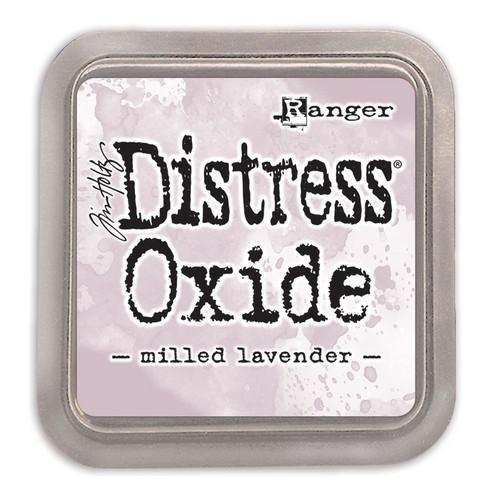 Tim Holtz Distress Oxide  Milled Lavender