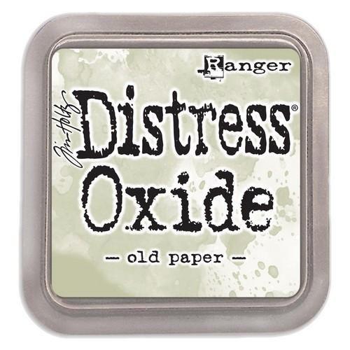 Tim Holtz Distress Oxide Old Paper