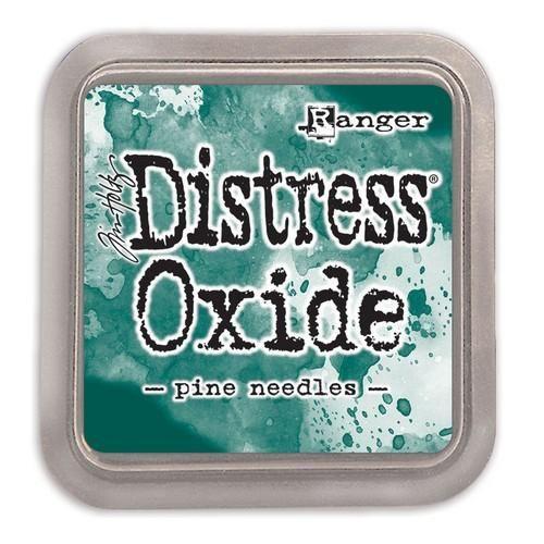 Tim Holtz Distress Oxide  Pine Needles