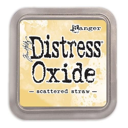 Ranger Distress Oxide - Scattered Straw TDO56188 Tim Holtz