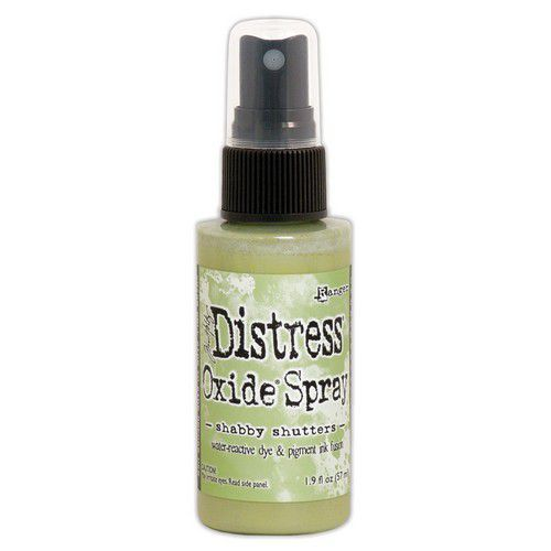 Ranger Tim Holtz Distress Oxide Spray - Shabby Shutters
