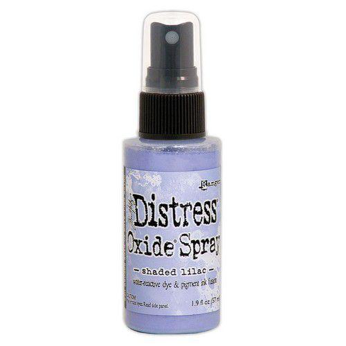 Ranger Distress Oxide Spray - Shaded Lilac Tim Holtz