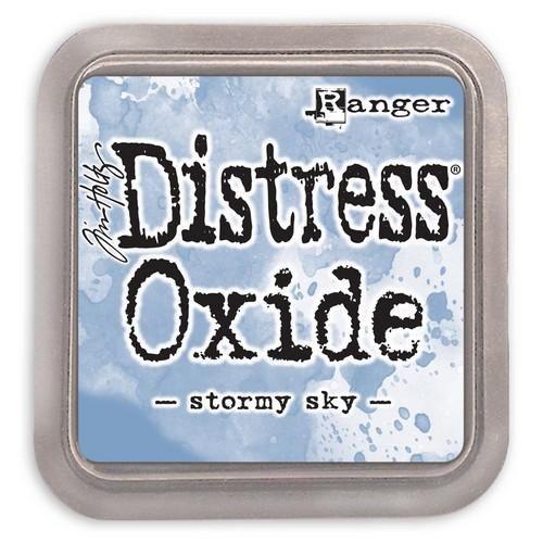 Tim Holtz Distress Oxide Stormy Sky