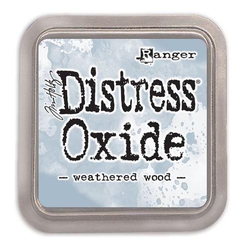 Tim Holtz Distress Oxide  Weathered Wood
