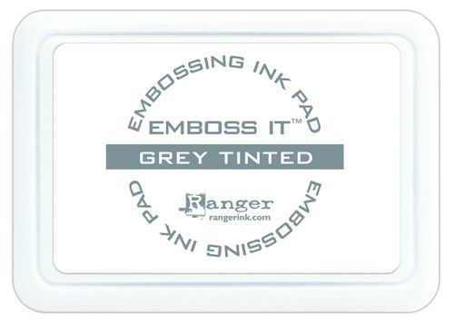 Ranger Emboss-It Ink Pad Grey