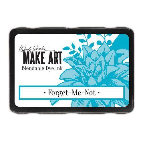 Ranger MAKE ART Dye Ink Pad Forget-Me-Not Wendy Vecchi