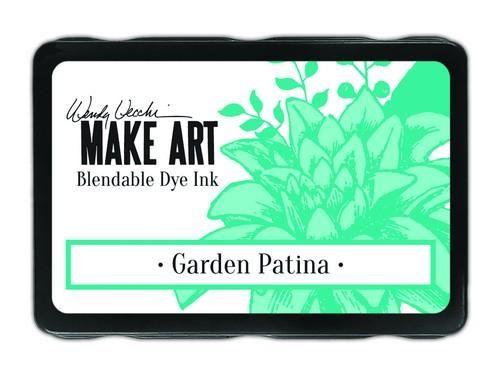 Ranger MAKE ART Dye Ink Pad Wendy Vecchi  Garden Patina