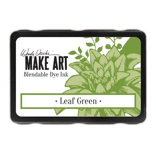 Ranger MAKE ART Dye Ink Pad Leaf Green Wendy Vecchi